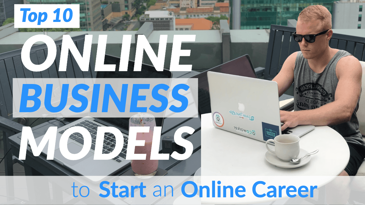 top online business models for an online career